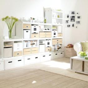 скандинавский стиль в гостиной фото дизайна