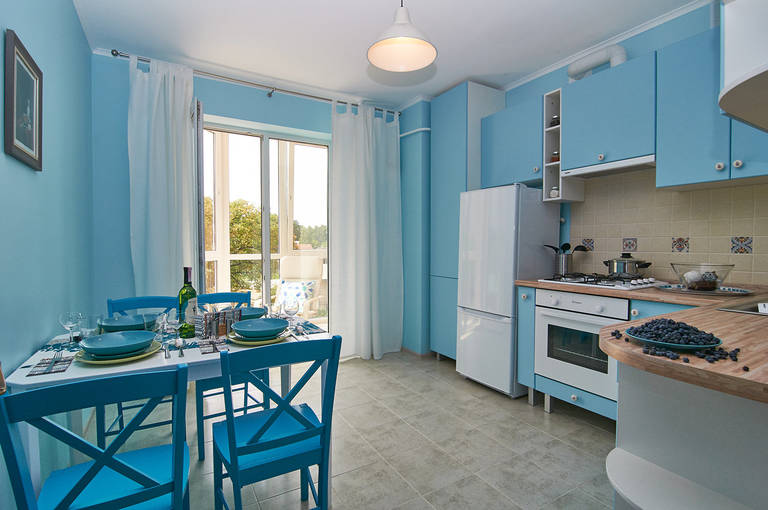 современная кухня декор фото