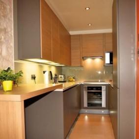 современная кухня обзор фото