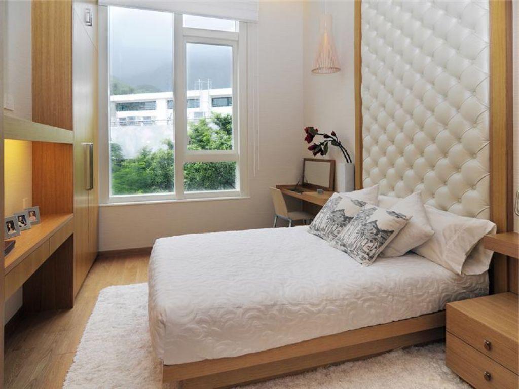 спальня 8 кв м фото интерьера