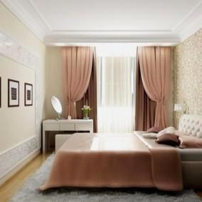спальня 8 кв м фото видов