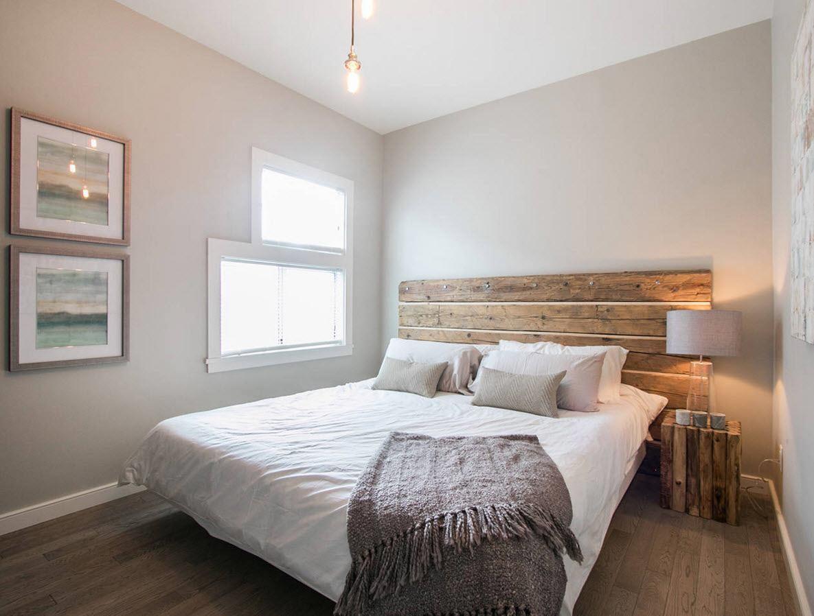 спальня 8 кв м интерьер фото