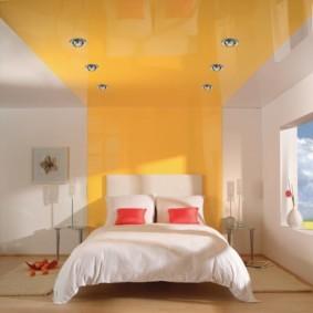 спальня 8 кв м виды дизайна