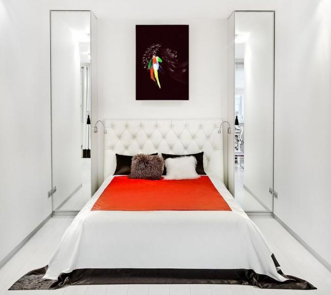 спальня 8 кв м виды идеи