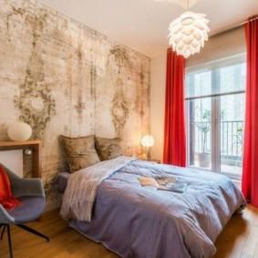 спальня в бежевых тонах фото дизайн