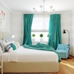 спальня в бежевых тонах идеи дизайна