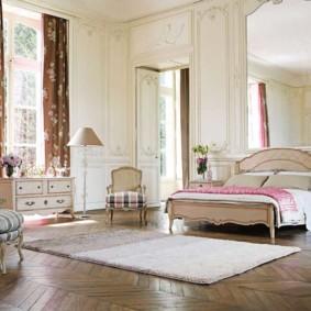 спальня в классическом стиле идеи декора