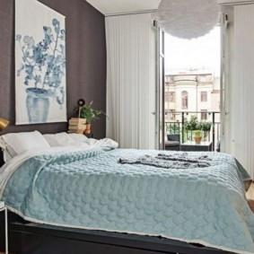 спальня в скандинавском стиле интерьер идеи