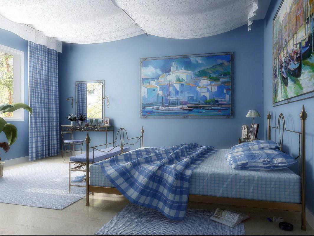 спальня 11 кв м для мальчика