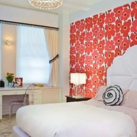 дизайн спальни 12 кв м декор идеи