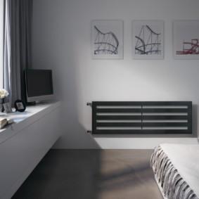 дизайн спальни 12 кв м фото декор