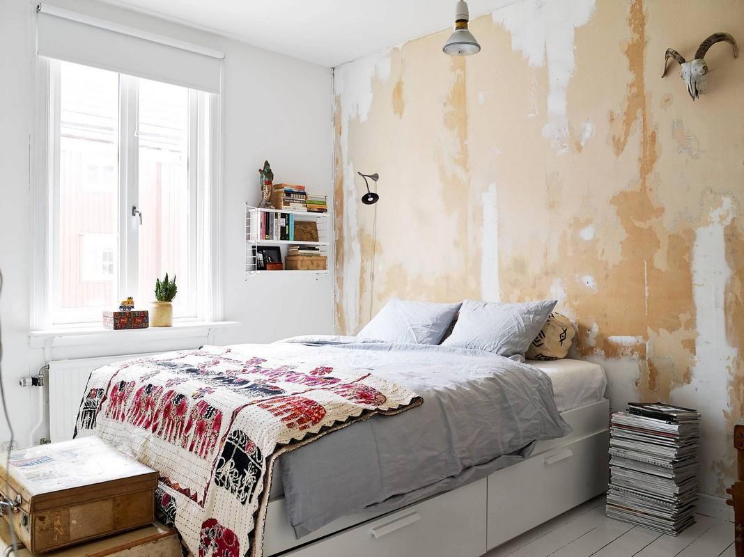 спальня 12 кв м фото дизайн