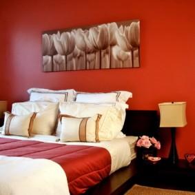 дизайн спальни 12 кв м фото интерьера