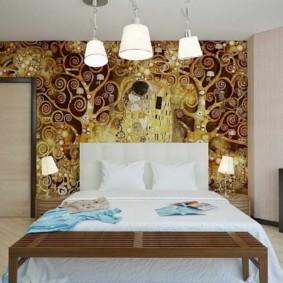 дизайн спальни 12 кв м идеи декор