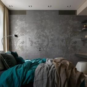 спальня площадью 17 кв м дизайн