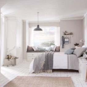 спальня площадью 17 кв м фото интерьер