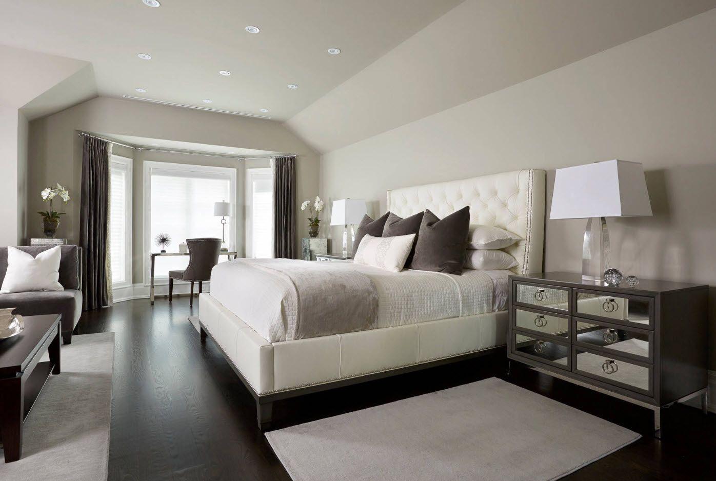 спальня площадью 17 кв м фото интерьера