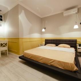 спальня площадью 17 кв м идеи интерьера