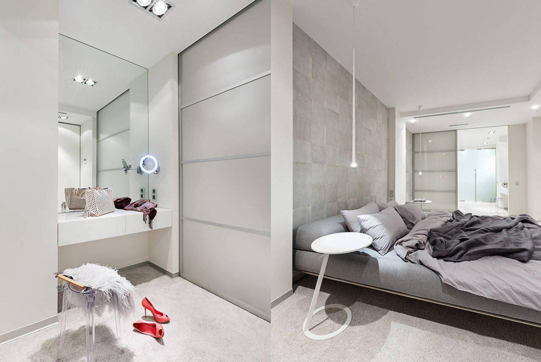 спальня площадью 17 кв м интерьер фото