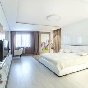 спальня площадью 17 кв м виды