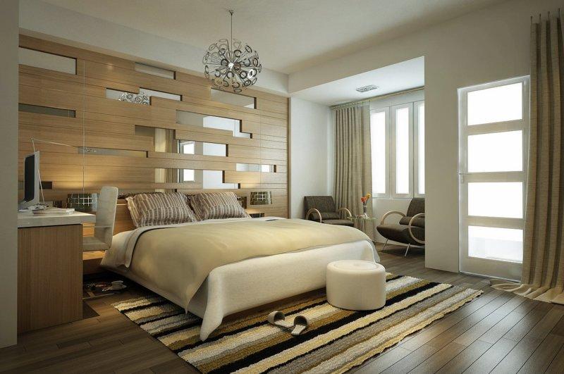 спальня площадью 17 кв м виды интерьера