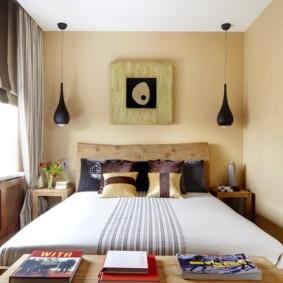 спальня 5 кв м