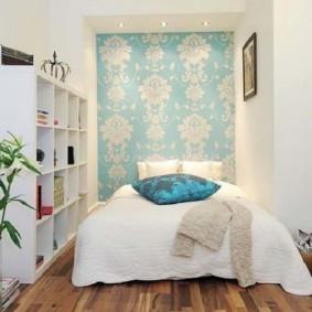 спальня 5 кв м идеи дизайн