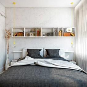 спальня 5 кв м идеи интерьера