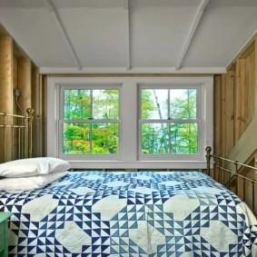 спальня 6 кв м варианты фото