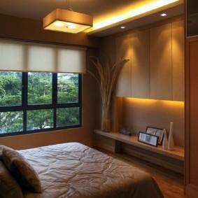спальня 6 кв м виды