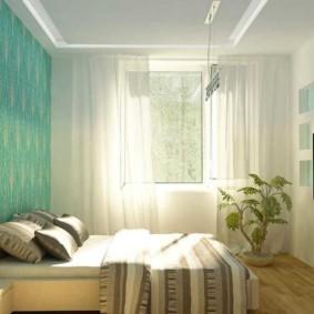 спальня 6 кв м декор