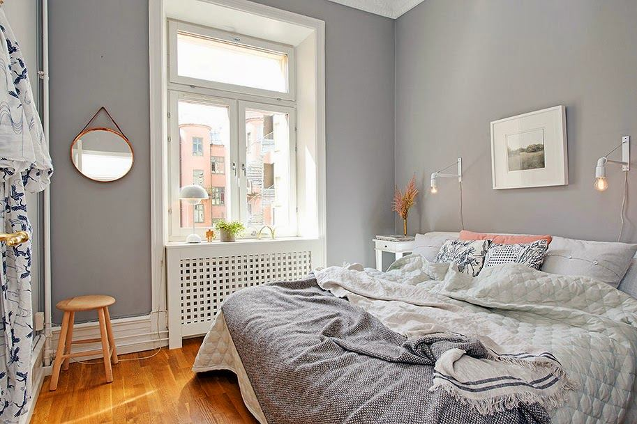 спальня 6 кв м дизайн фото