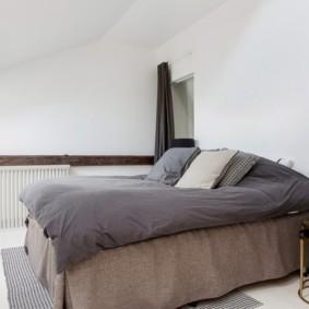 спальня 6 кв м фото интерьер