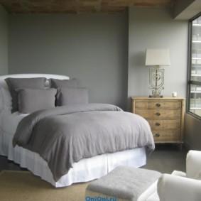 спальня 6 кв м виды дизайна
