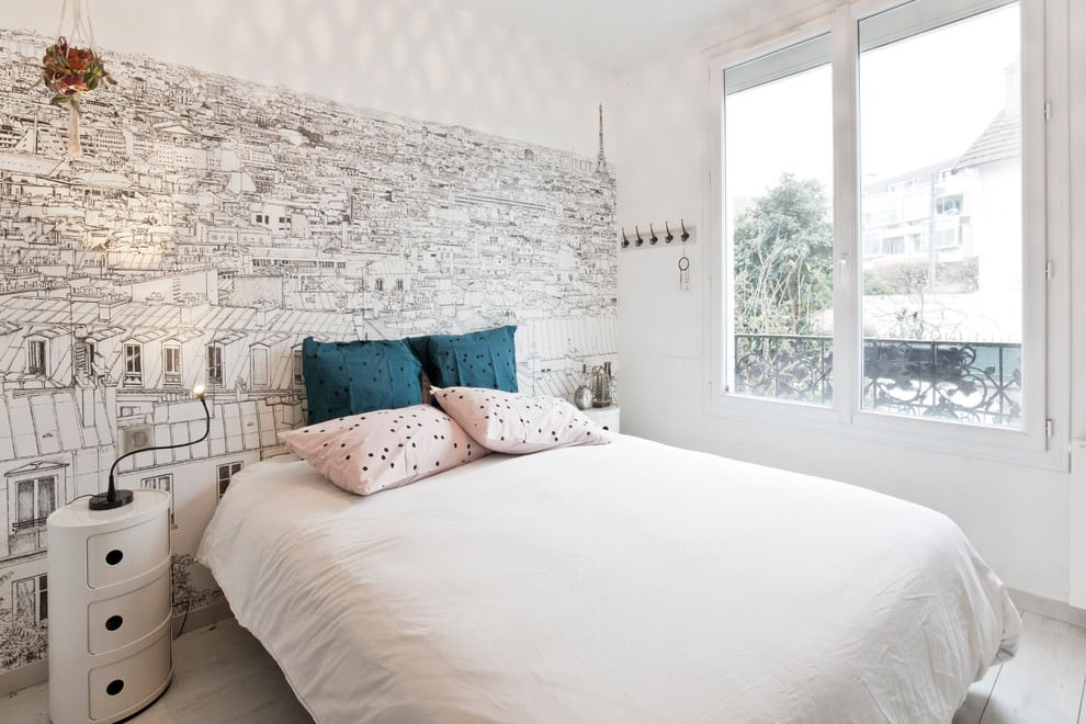 спальня 6 кв метров