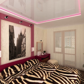спальня 8 кв м декор идеи