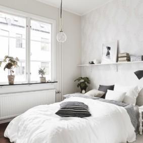 спальня 8 кв м фото декора