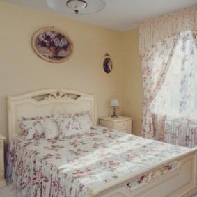 спальня 8 кв м фото интерьер