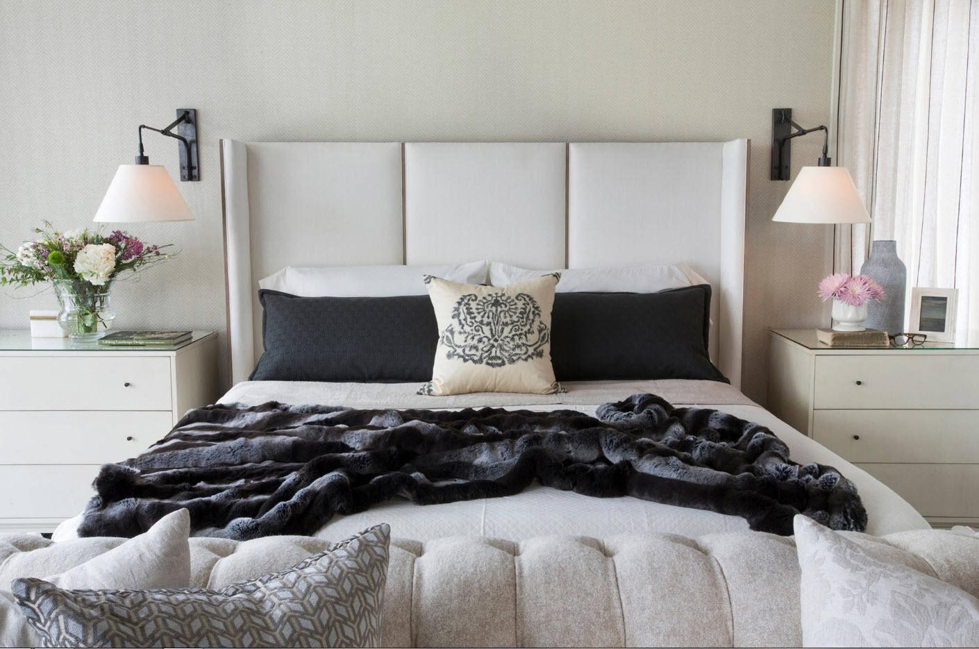 спальня 8 кв м фото оформление