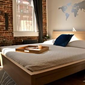 спальня 8 кв м фото виды
