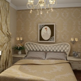 спальня 8 кв м идеи декора