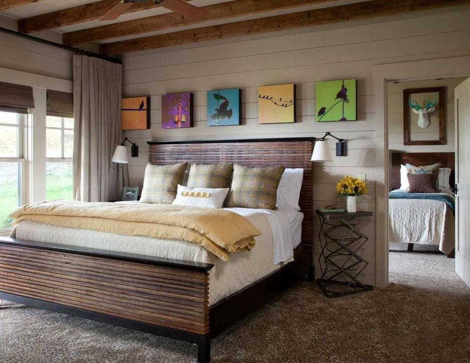 спальня 8 кв м идеи варианты