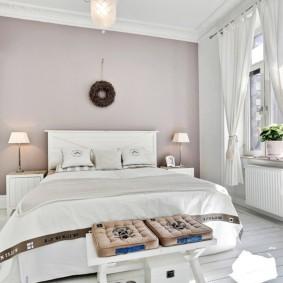 спальня 8 кв м варианты