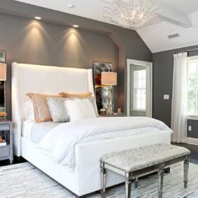 спальня 8 кв м варианты фото