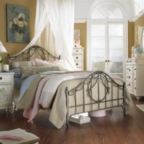 спальня 8 кв м виды