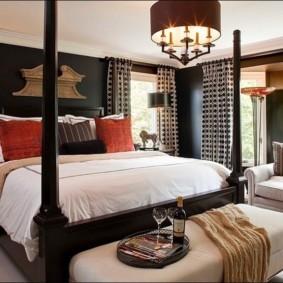 мужская спальня фото идеи