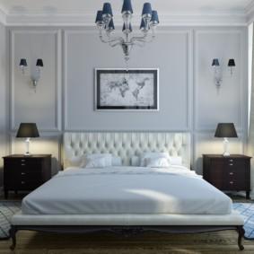 мужская спальня фото интерьер