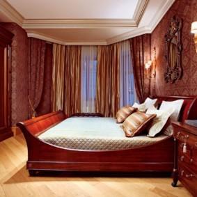 мужская спальня идеи интерьера