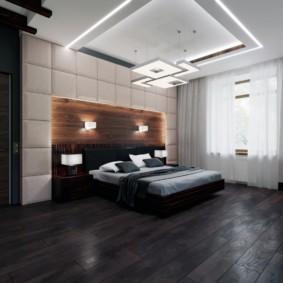 мужская спальня интерьер идеи