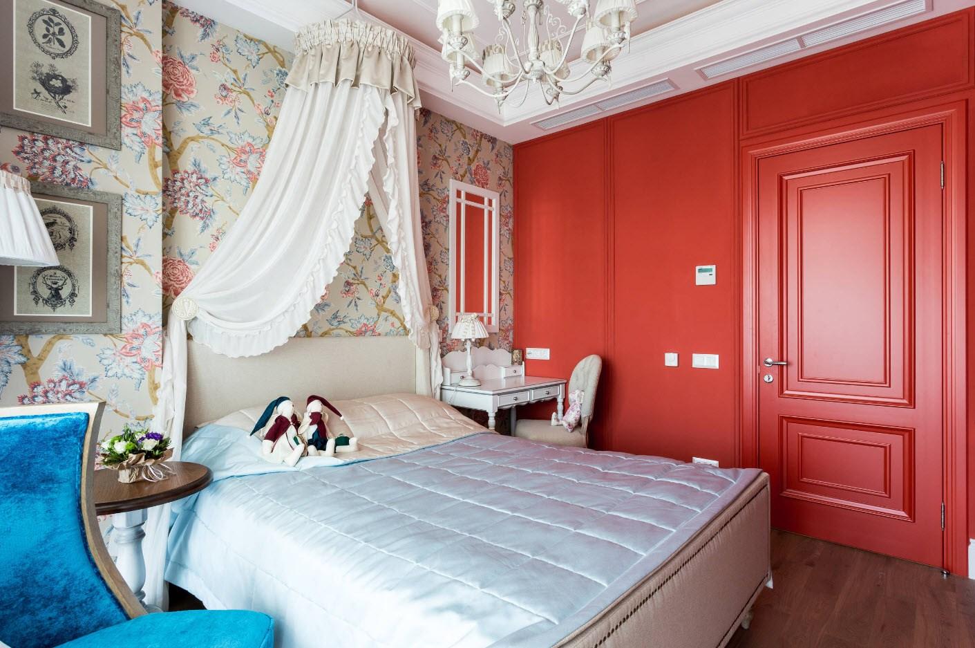 спальня площадью 17 кв м декор